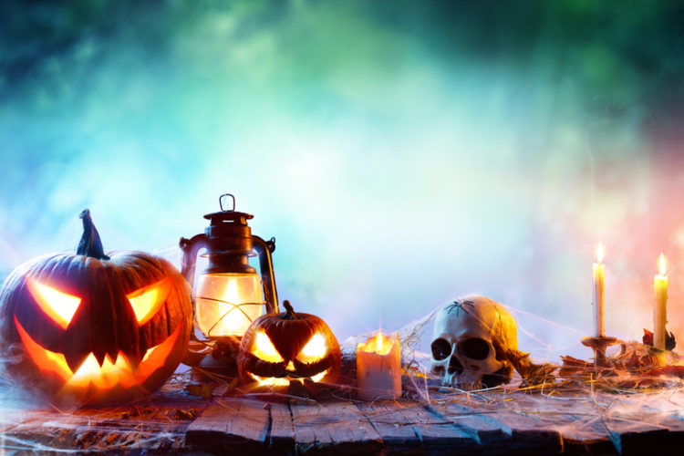 4 Halloween Lighting Ideas for 2018