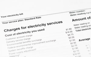 how to lower electric bills